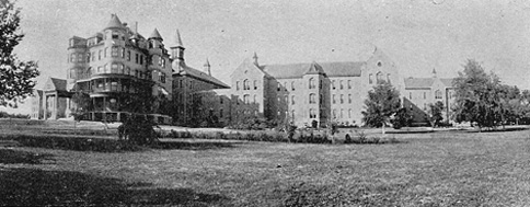 History of terrell state mental hospital