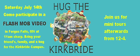 Hug the Kirkbride