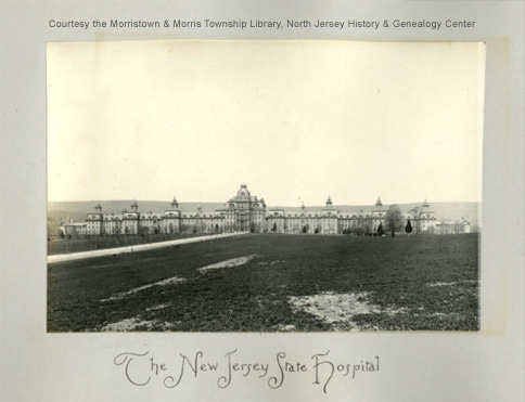 The New Jersey State Hospital