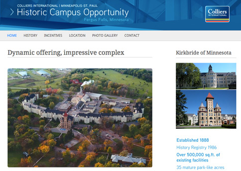 Historic Campus Opportunity